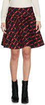 Violet Mini skirts