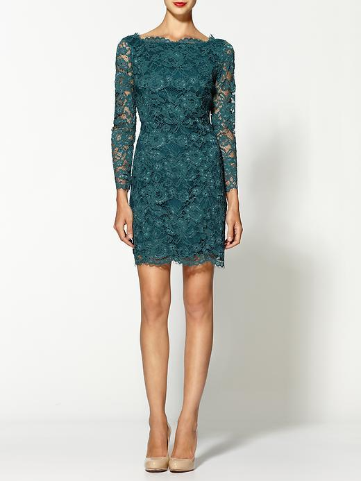 Madison Marcus Elegance Lace Dress