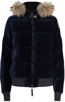 Parajumpers Stephany Velvet Padded Jacket