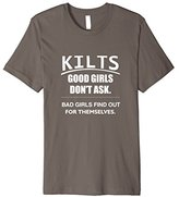 Kilts Good Girls Dont Ask Bad Girls Find Out For Themselves