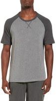 Daniel Buchler Stretch Raglan Sleeve T-Shirt