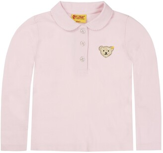Steiff Baby Girls 0-24m 0006893 Polo Shirt 1/1 Sleeves