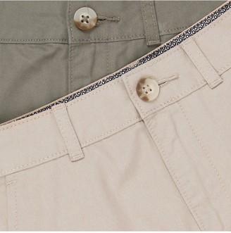 River Island Boys Chino Shorts Multipack - Stone/Khaki