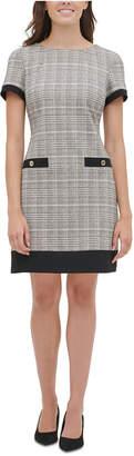 Tommy Hilfiger Plaid Shift Dress