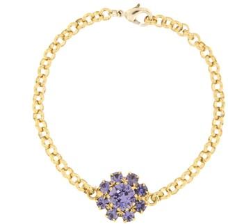 Rosaspina Firenze Florentine Garden Tanzanite Bracelet