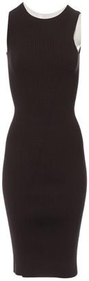 McQ \N Anthracite Cotton Dresses