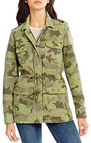 Billabong Can't See Me Camouflage Cargo Jacket