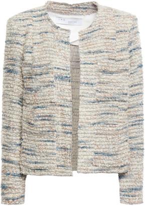 IRO Belugo Metallic Boucle-tweed Jacket