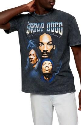 Topman Snoop Dogg Graphic Tee