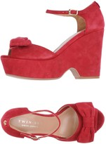Twin-Set Sandals - Item 11245745