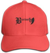 Christina Beartooth Logo Men's Peaked Baseball Cap