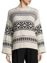 Polo Ralph Lauren Geometric Knit Sweater