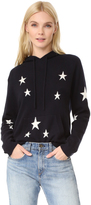 Chinti and Parker Star Cashmere Hoodie
