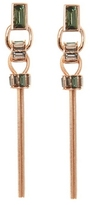 Vince Camuto Jeweled Tassel Earrings