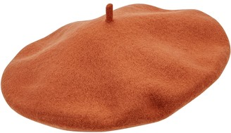 Christys London Christys' London Terracotta Wool Felt Beret