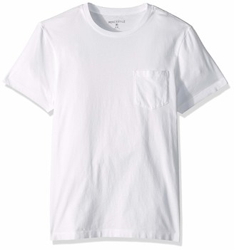 J.Crew Mercantile Men's Short-Sleeve Crew-Neck Pocket T-Shirt
