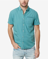 Buffalo David Bitton Men's Sarlo Cotton Pocket Shirt