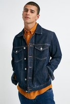 Tommy Jeans Recycled Denim Trucker Jacket - Blue S at Urban Outfitters