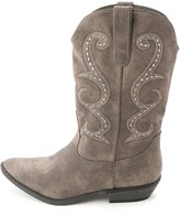 American Rag Dawnn Women US 6.5 Gray Western Boot