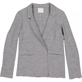 Forte Forte Forte_forte Grey Cotton Jackets