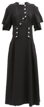 Sportmax Pittore Dress - Black