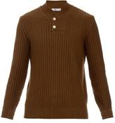 Inis MeÁin Caonach Organic-cotton Sweater