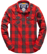 Superdry Flanagan Forest Shirt