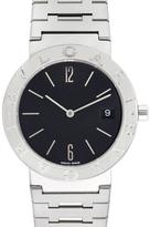 Bvlgari Quartz Stainless Steel Watch, 33mm