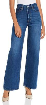 Levi's Ribcage Wide-Leg Jeans in High Times