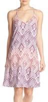Charlie Jade Women's Racerback Print A-Line Dress