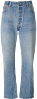 RE/DONE ultra high rise jeans