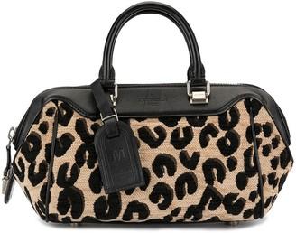 Louis Vuitton 2012 leopard Baby tote