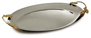 Michael Aram Hydrangea Large Oval Tray - 100% Exclusive