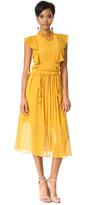 Marissa Webb Florence Silk Dress