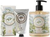 Panier des Sens Liquid Marseille Soap & Hand Cream 2-Piece Set - Sea Fennel