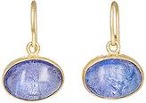 Judy Geib Women's Lovely Tanzanite Drop Earrings