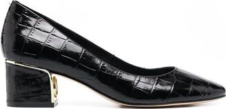 MICHAEL Michael Kors Lana 50mm leather pumps