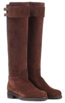 Loro Piana Hamstead suede boots