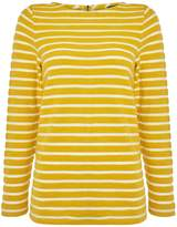 Joules Textured loopback sweatshirt