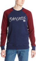 Ecko Unlimited UNLTD Men's Script Thermal Shirt Crew