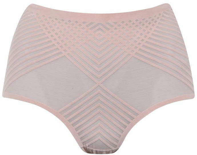 Thumbnail for your product : Nancy Ganz Body Perfection Waisted Brief
