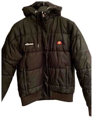 Ellesse Black Coat for Women