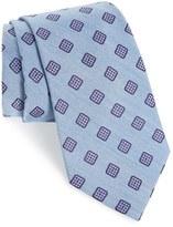 Nordstrom Men's Medallion Silk Blend Tie