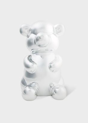 Paul Smith Silver Balloon Bear Money Bank