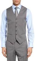 Ted Baker Men's Jones Trim Fit Wool Vest