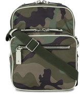 Valentino Garavani Valentino camouflage messenger bag - men - Leather/Polyamide - One Size