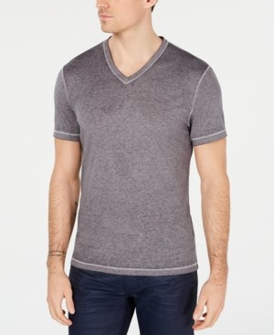 INC International Concepts Inc Men's Heathered T-Shirt, Created for Macy's