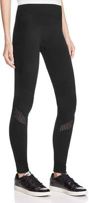 ALALA Seamless Mesh Trim Leggings