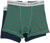 Tommy Bahama Stripe Stretch Cotton Comfort Boxer Briefs 2-Pack