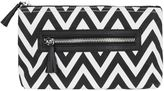 Oxford Bianka Cosmetic Bag Zigzag Blk/Whtx